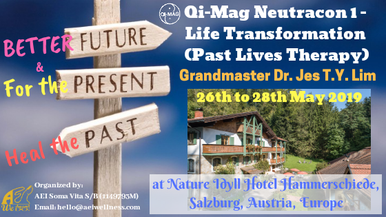 Neutracon 1 - Life Transformation Coaching (Past Lives Therapy)